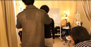 神奈川県の女性整体スクール講義2回目の復習